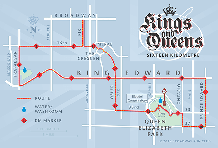 Kings and Queens 16k map