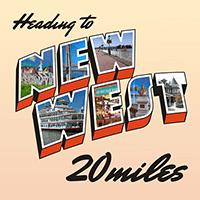 New West Run 20 Miles