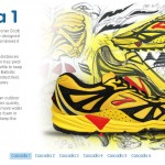 Where it all began: the Brooks Cascadia 1