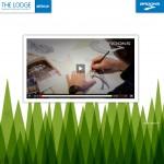 The Brooks Lodge splash page