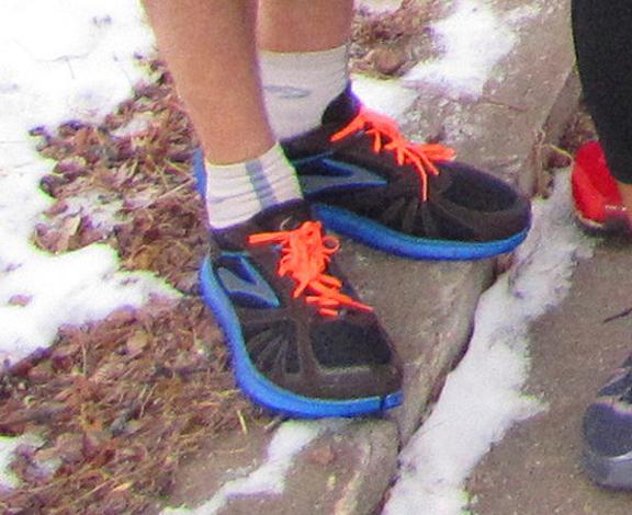dbb5fd00460 Scott Jurek Mystery Shoes - Broadway Run Club