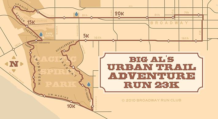 big-als-urban-trail-adventure-23k-map