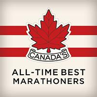 Canada's Best Marathoners