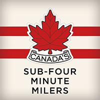 Canada's Sub-4-Minute Milers