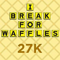 Waffle Break 27k