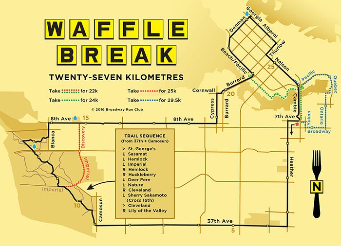 Waffle Break 27k map