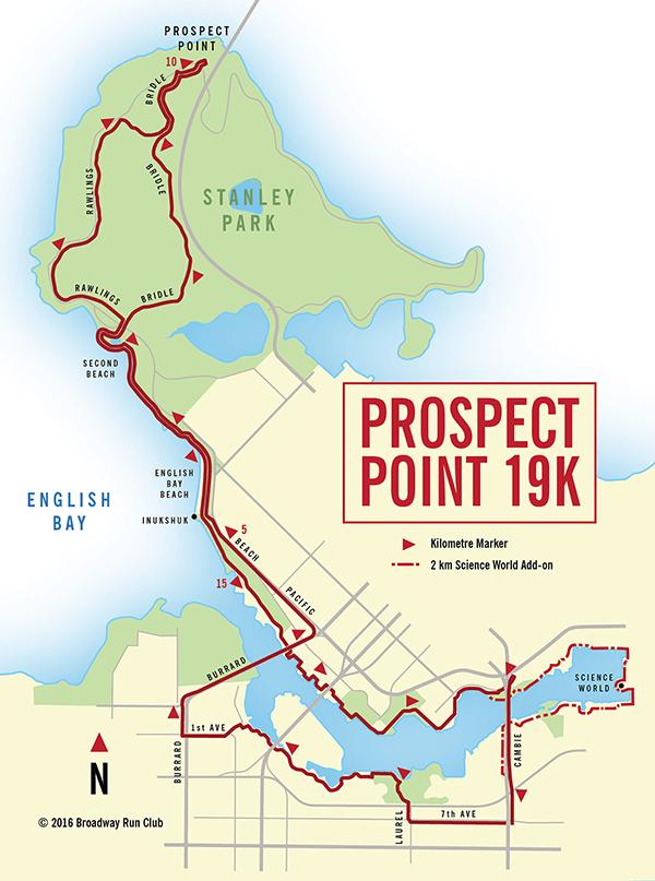 Prospect Point 19k map