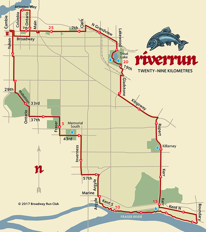 Riverrun 29k map