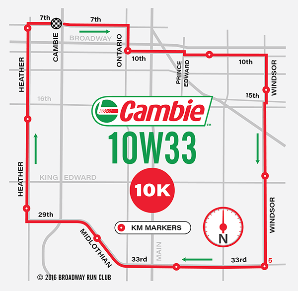 Cambie 10W33 10k map