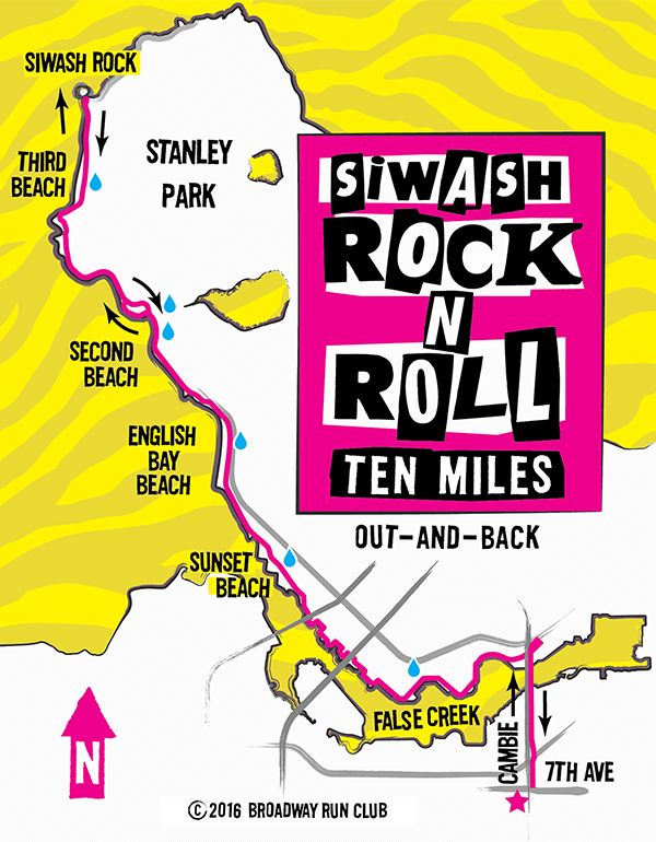 Siwash Rock 'n' Roll 16k map