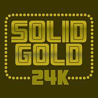 Solid Gold 24k Run