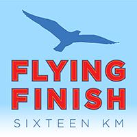 Flying Finish 16k