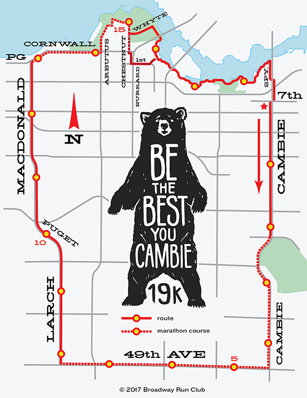 The Best You Cambie 19k map