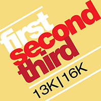 First-Second-Third 13k + 16k