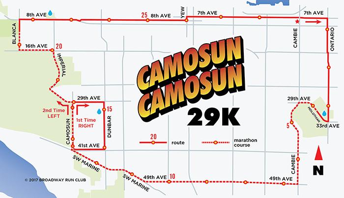 Camosun Camosun 29k map