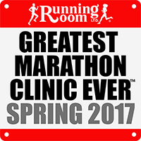 Greatest Marathon Clinic Ever - Spring 2017