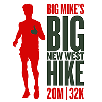 Big Mike's Big New West Hike 32k