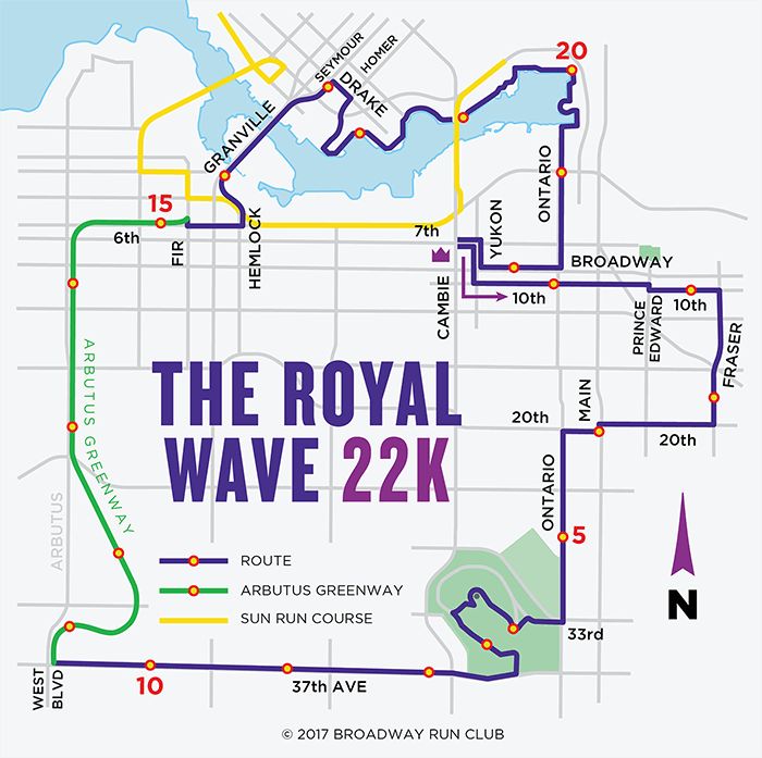 Royal Wave 22k map