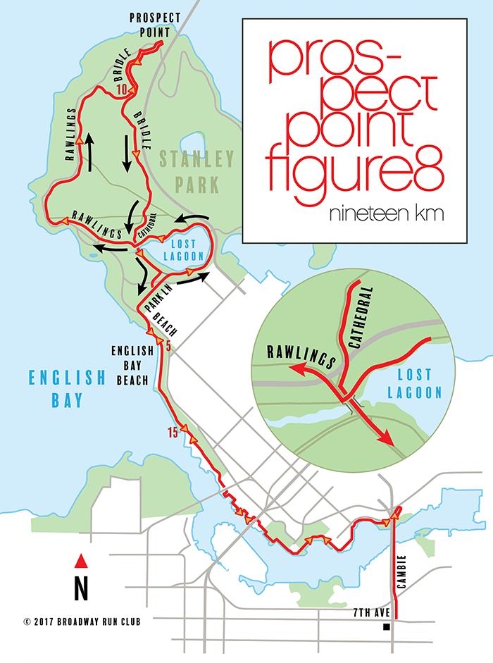 Prospect Point Figure-8 19k