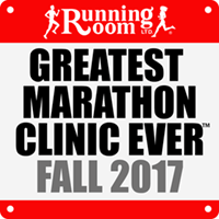 Greatest Marathon Clinic Ever Fall 2017