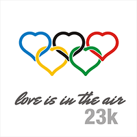 Love is in the Air 23k