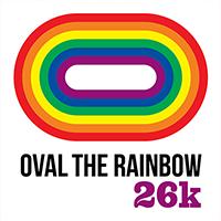 Oval the Rainbow 26k