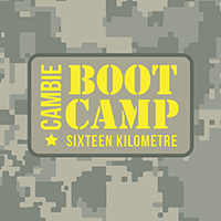Cambie Boot Camp Run 16k