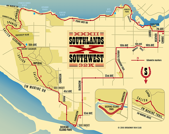 Southlands X Southwest 32k