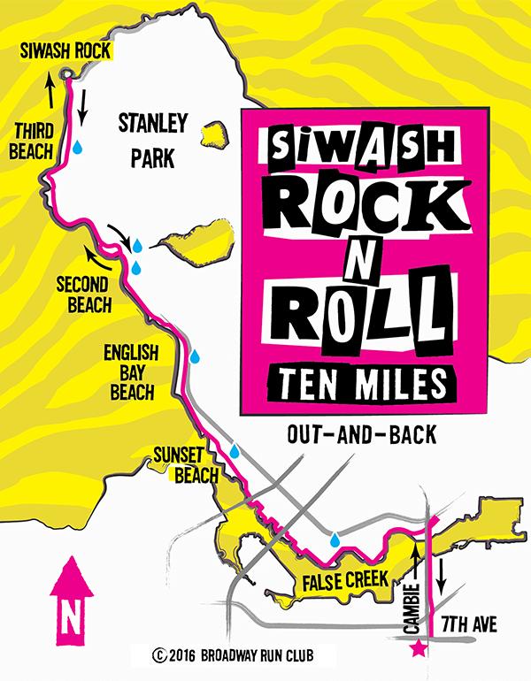 Siwash Rock 'n' Roll 16k map