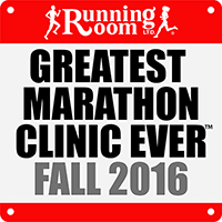 Great Marathon Clinic Ever - Fall 2016