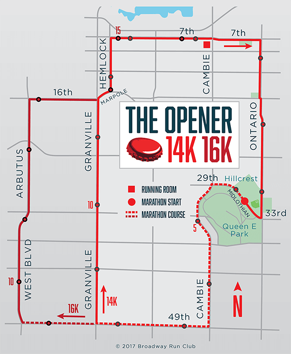 The Opener 14k Map