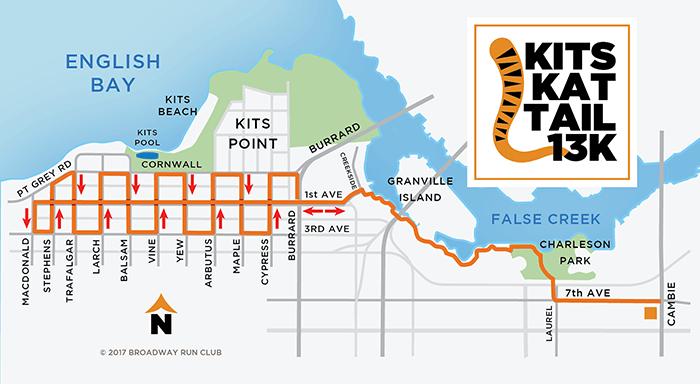 Kits Kat Tail 13k map