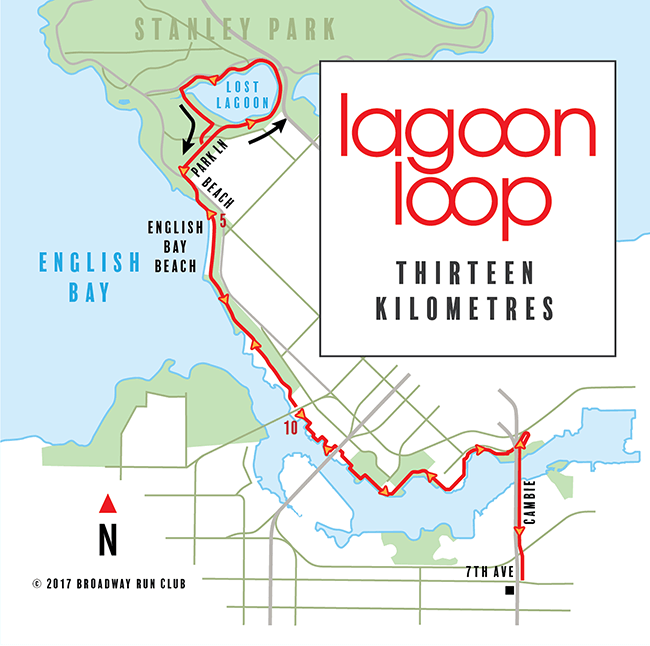 Lagoon Loop 13k