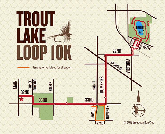 Trout Lake Loop