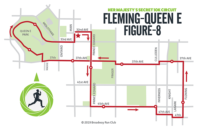 Fleming-QueenE Figure-8 10k map