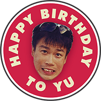 Happy Birthday to Yu