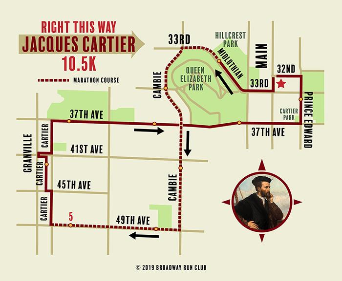 Jacques Cartier 10.5k