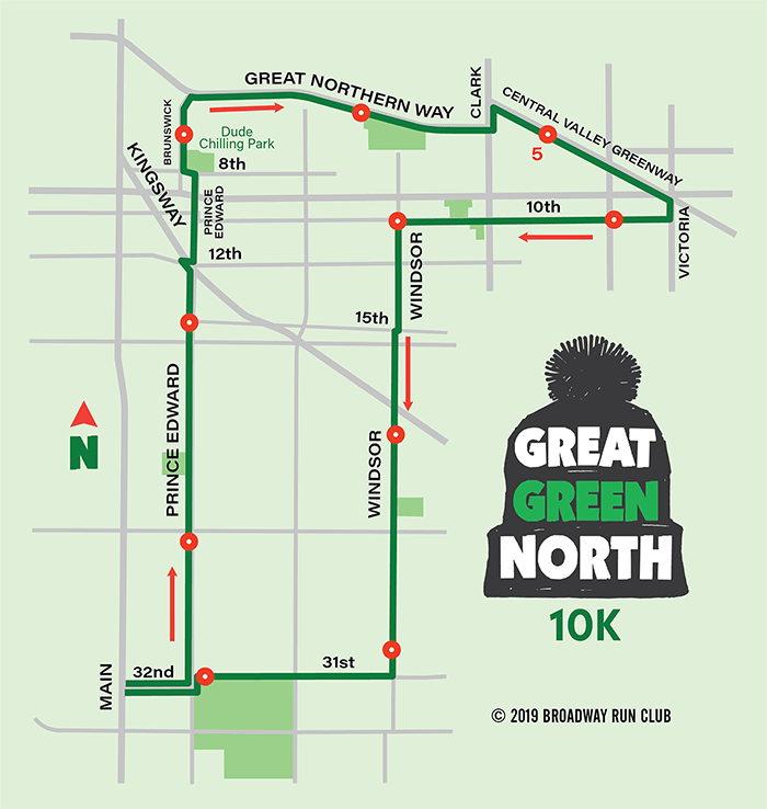 Great Green North 10k